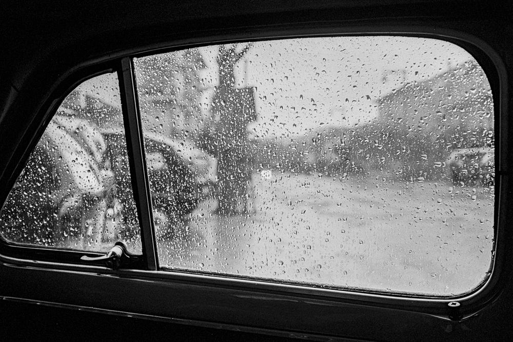 Inside My Sexy Fiat 500 | Leica M6 | 35mm | Tri-X | Emanuele Bertoni