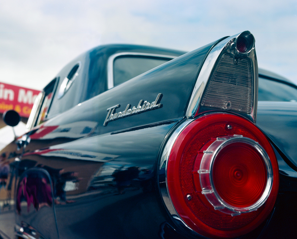 T-Bird | Mamiya RB67 | 90mm | Kodak Ektar | Todd Connaghan