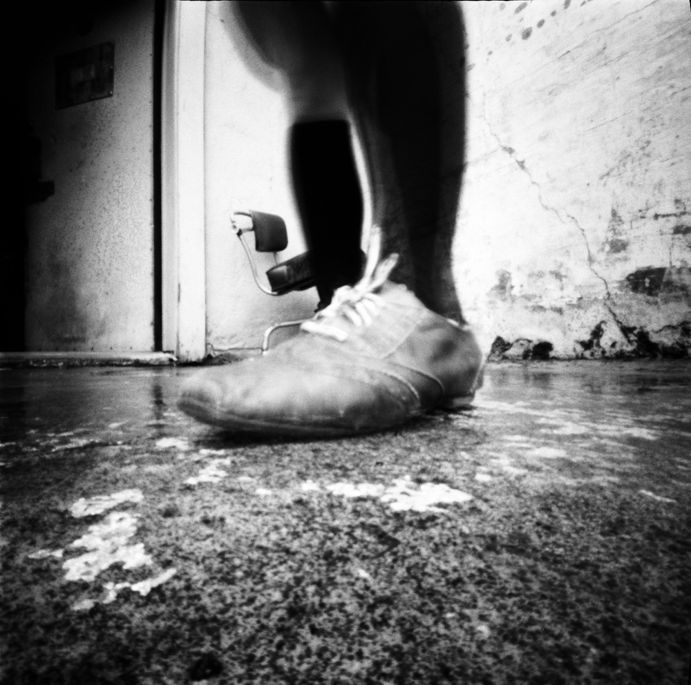 Self Portrait | Zero Image | Sarah Taft