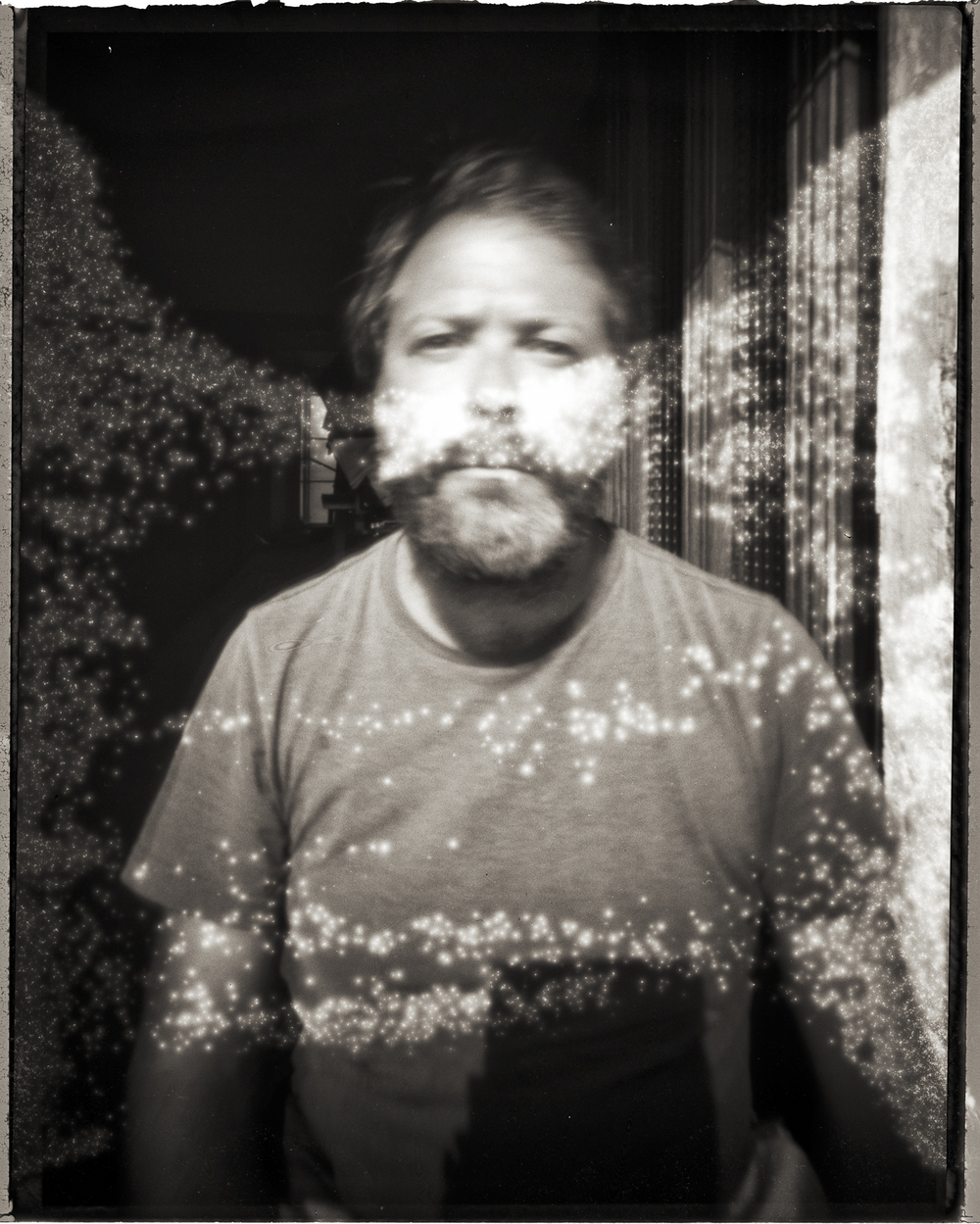 Davide Ferrari | Glitters | Noon Pinhole 4x5 | Polaroid 665