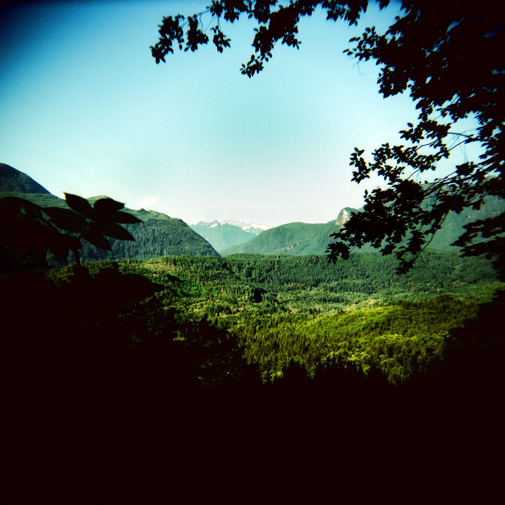 Mountaindex | Holga 120FN E100Gxpro | Katie Mollon