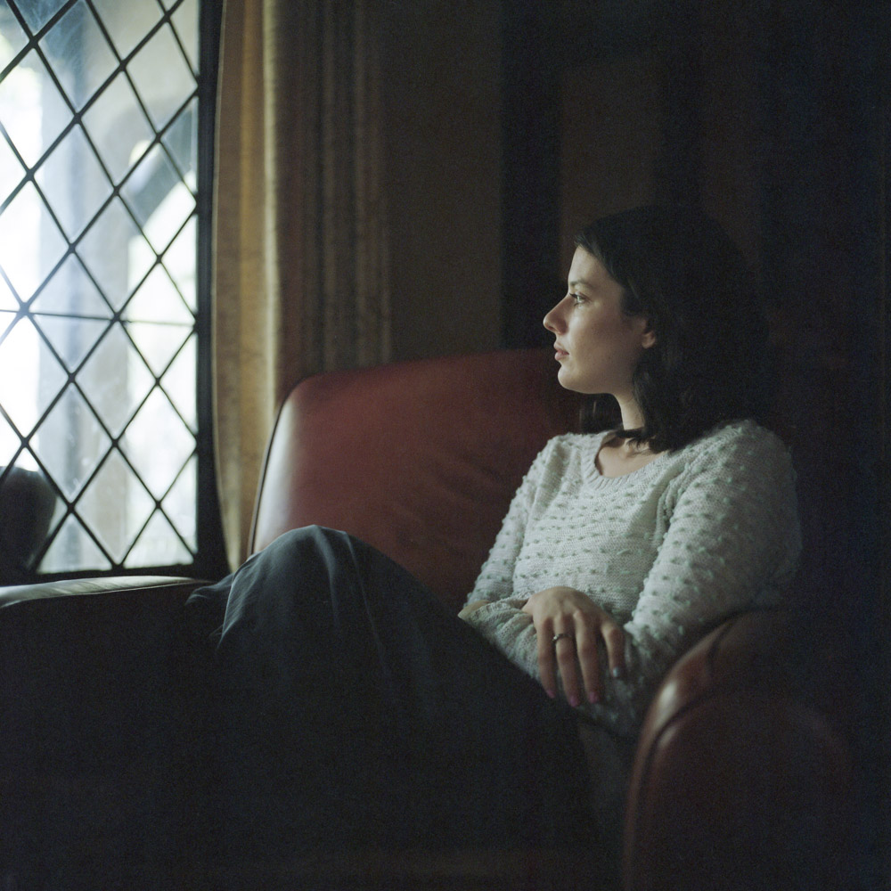 looking out | Hasselblad 500CM | 80mm Kodak Portra400 | Staci Kennelly