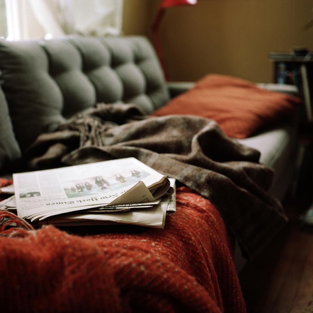Sunday | Rolleiflex | F/3.5 | Sarah Taft