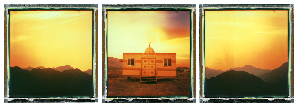 Dreams of a Distant Place 22 | Impossible Project Film | Claude Peschel Dutombe