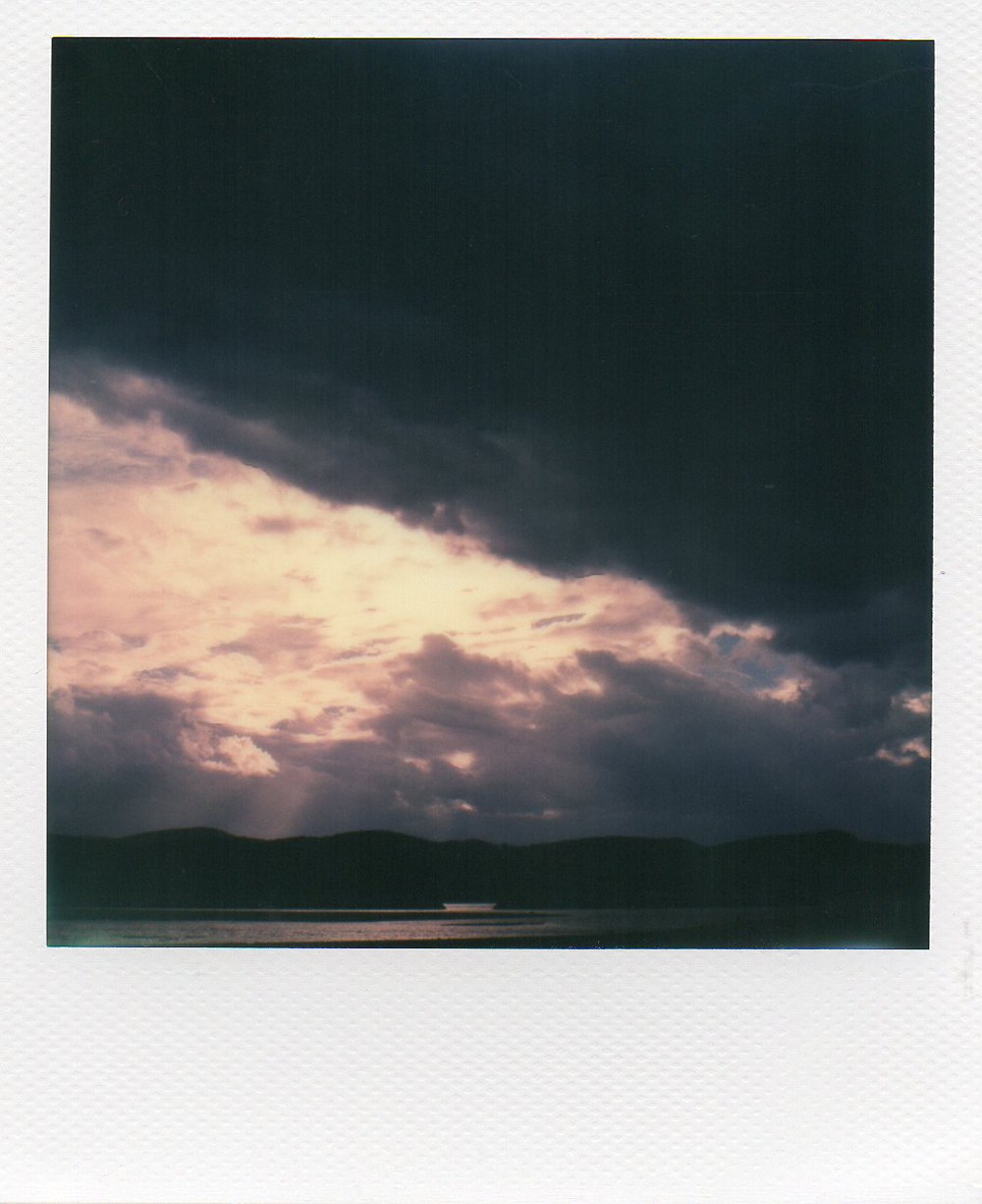 SkyScapes 3 | SX70 | Impossible Project Film | Lusy Incera Bustio