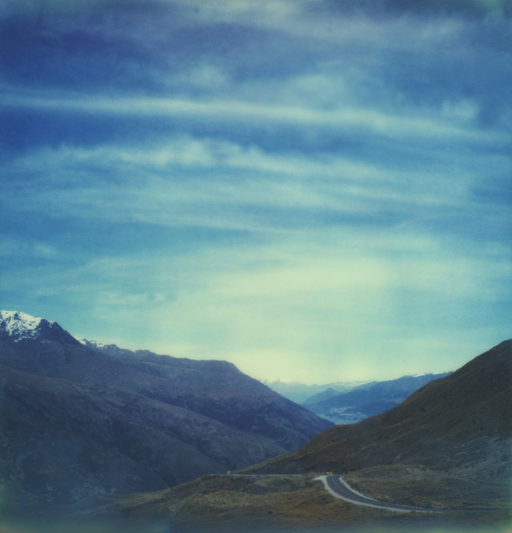 The Secret Pass | SX70 | Impossible Project SX70 Gen 2 Film | Kat White