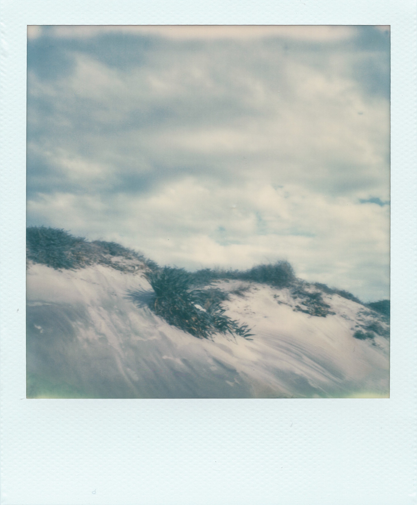 Dune | SX70 | Impossible Project SX70 Film | Guido Mista