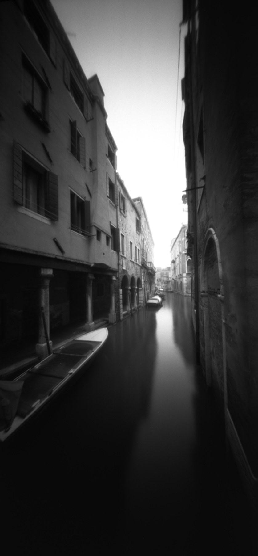 Venezia | 6x12 pinhole | Jesús Joglar