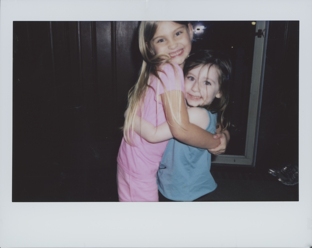 Instant and Forever Friends | Fujifilm Instax 210 | Ellen Goodman