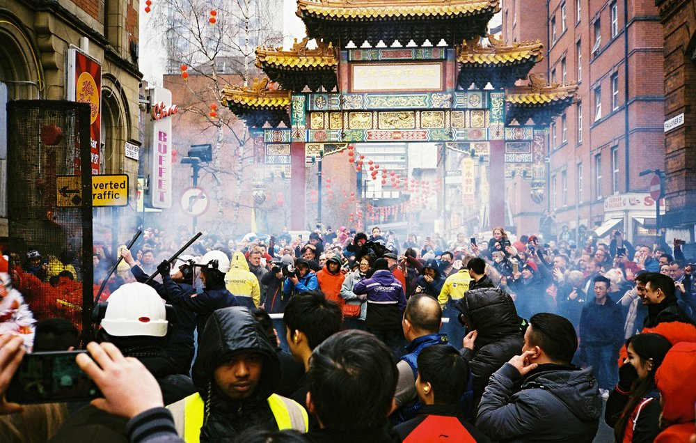 Chinese New Year | Olympus XA - Superia 400 | Lucy Wainwright