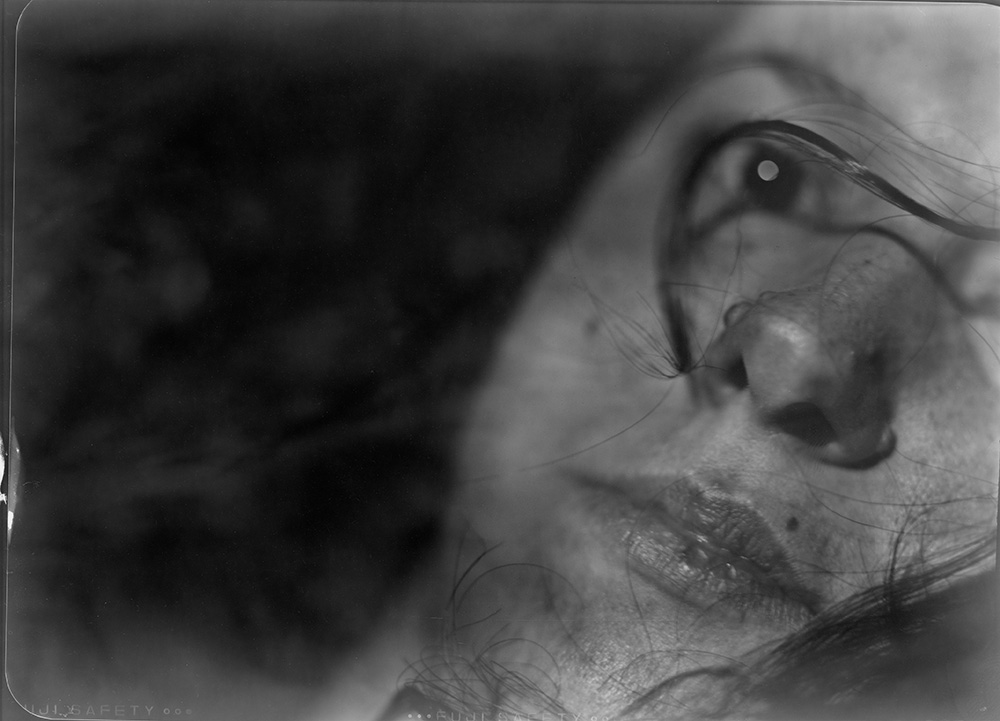 FallingTeresa | Selfmade Large Format Macro | Fuji X-Ray | Urizen Freaza