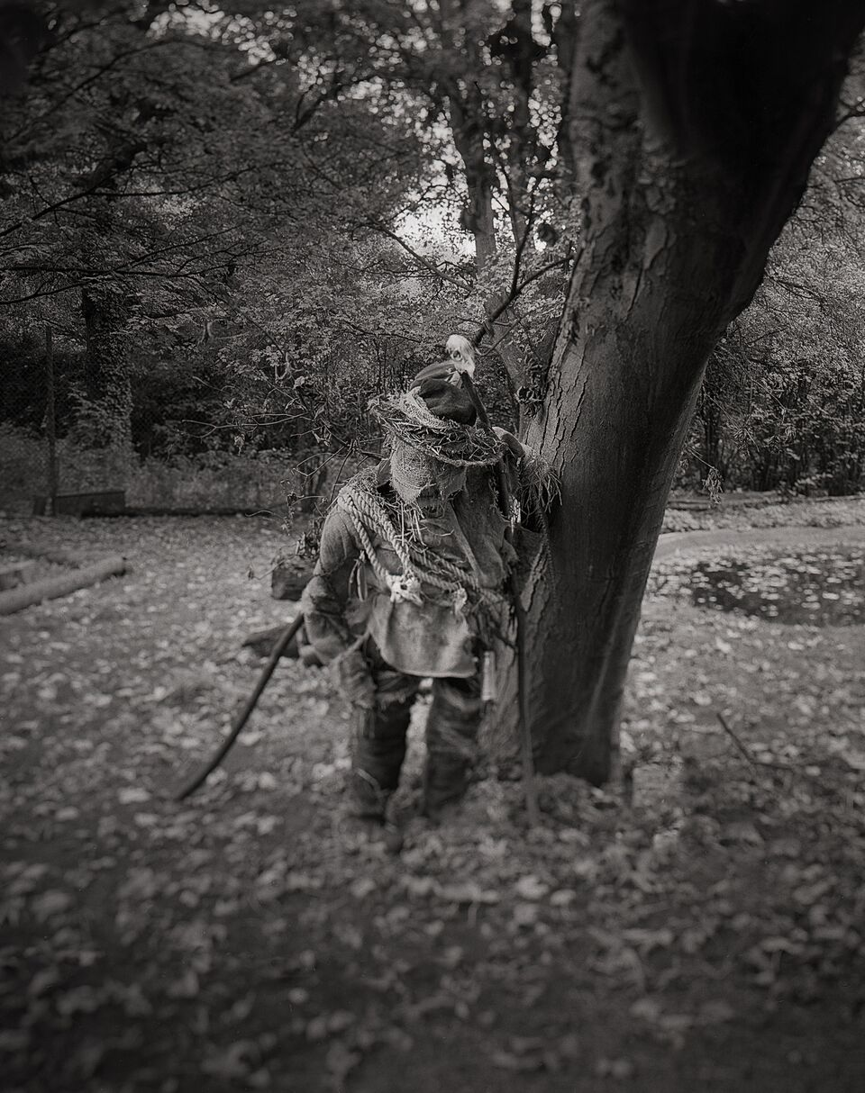 Scarecrow | Sinar F1 | Schneider 120mm | Mark Hillyer