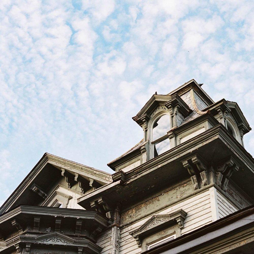 New York Gothic | Pentax 645n | Deborah Candeub