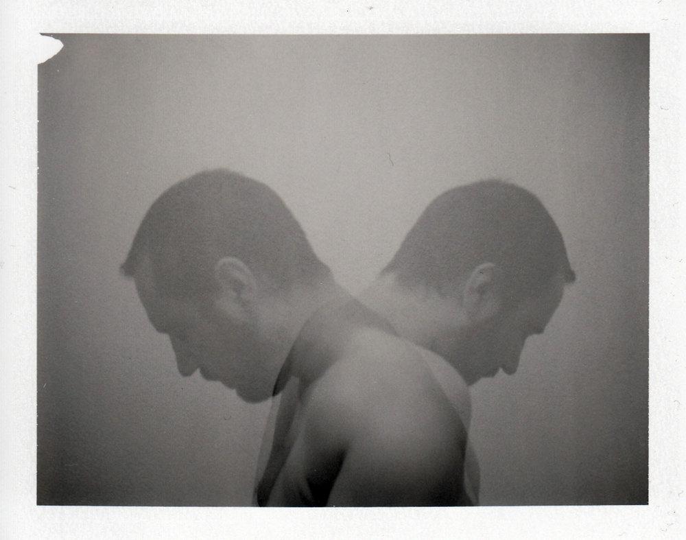 Alien 1 | Polaroid Automatic 350 | FP3000b | La Fille Renne