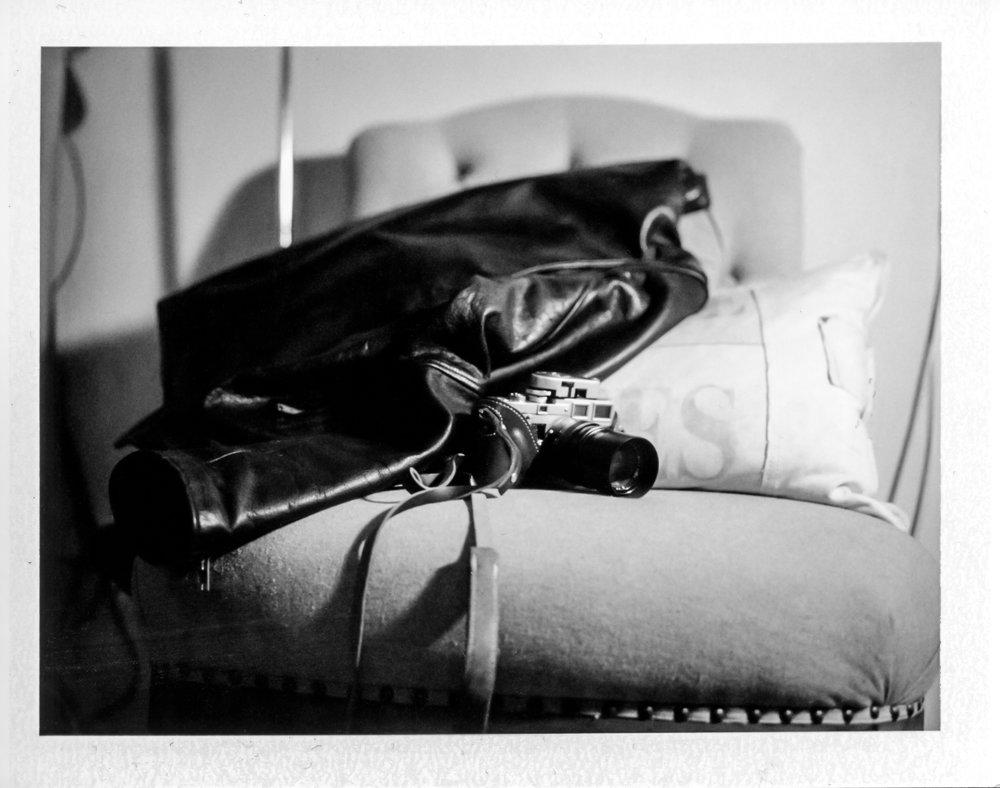 Rambler | Modified Polaroid 360 | Tomioka114mm | f4.5 | FP3000b | Michael Fasucette