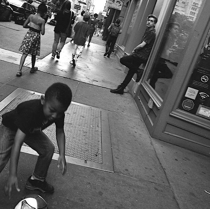 StreetScene | Bronica SQA | 65mm | T-Max 400 | Jennifer Zehner