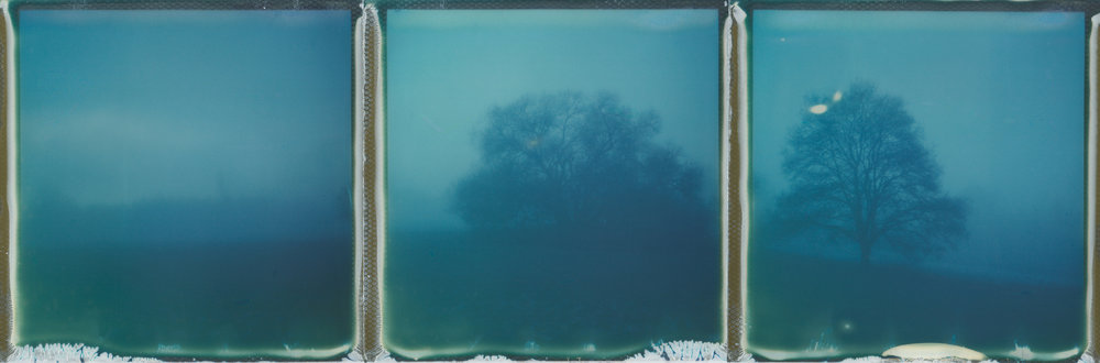 Sunless | Polaroid SX70 |Impossible Project 600 Color | Tryptichon | Ina Echternach | @iamina