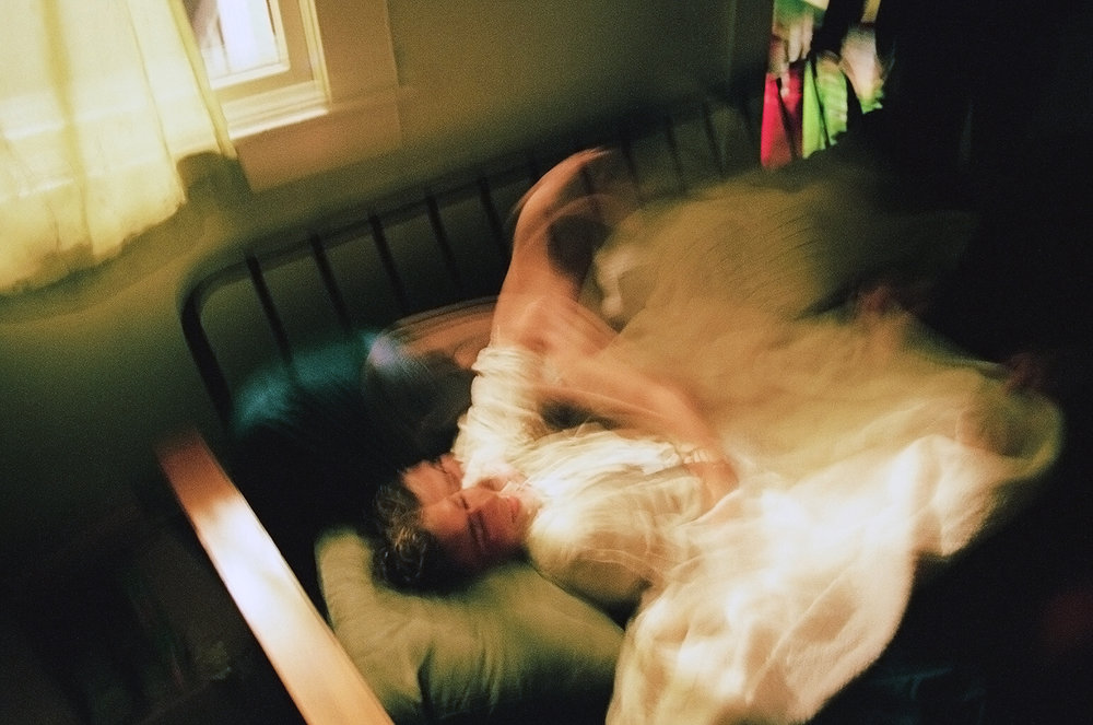 blur | Canon AE1 Program | FD 28mm f/2.8 | Portra 400 | Jonny Clugston