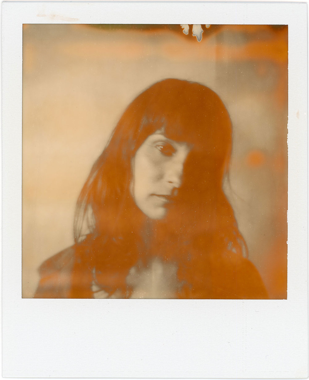 Panico | SX-70 Sonar | Impossible Project PX100 | Urizen Freaza