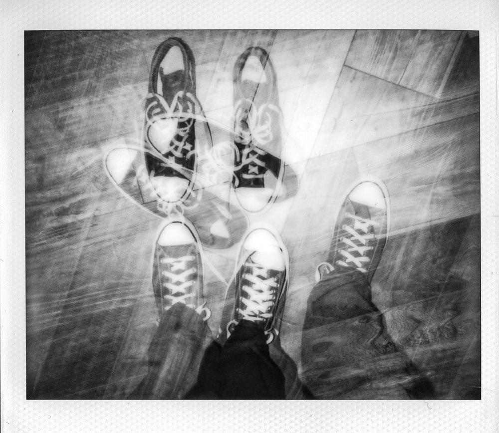 Footsteps_PolaroidSpectraPro_ImpossibleProjectSpectraB&W_MichaelFauscette.jpg