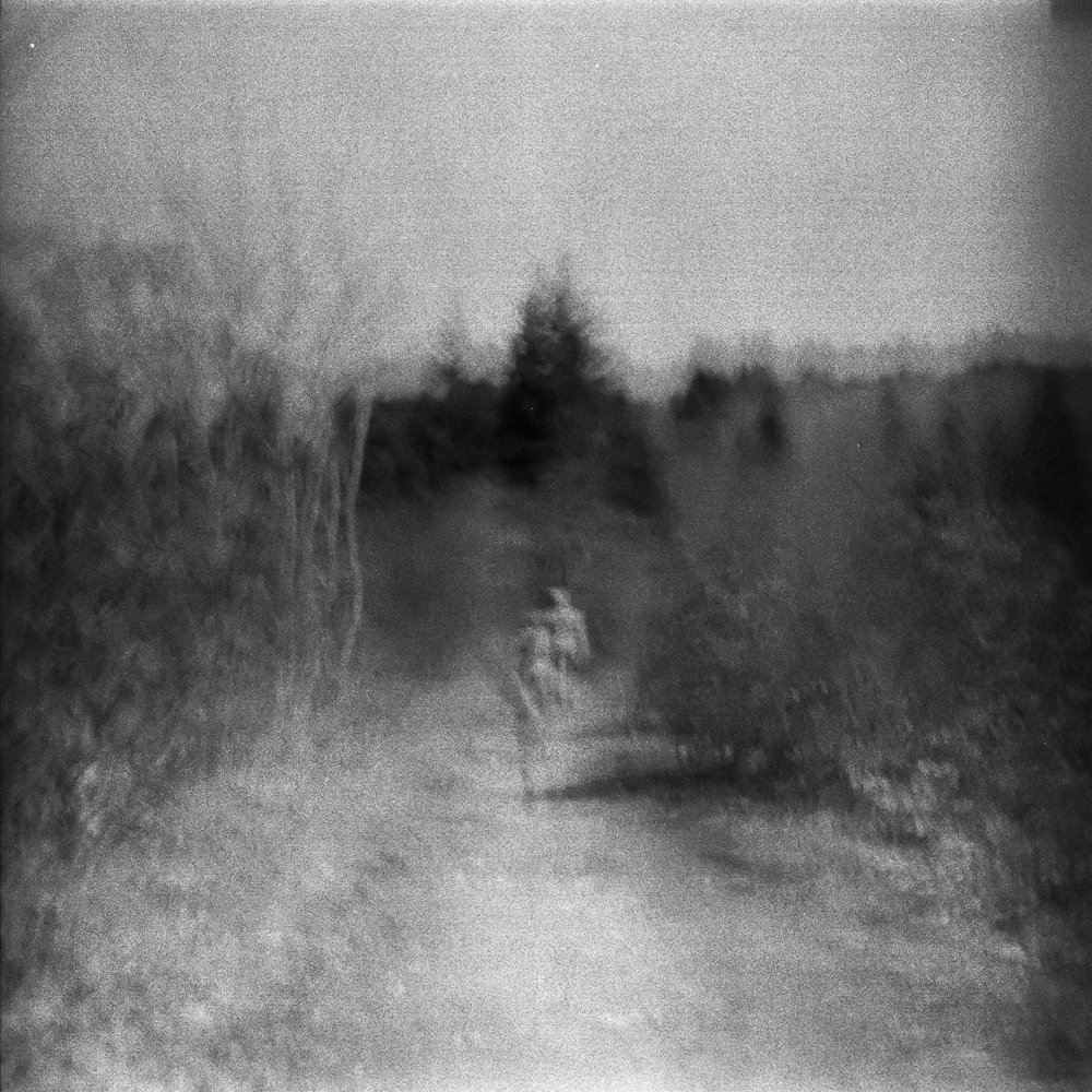 Ruby | Ghosts | Zeiss Ikon Nettar II | Tri-X