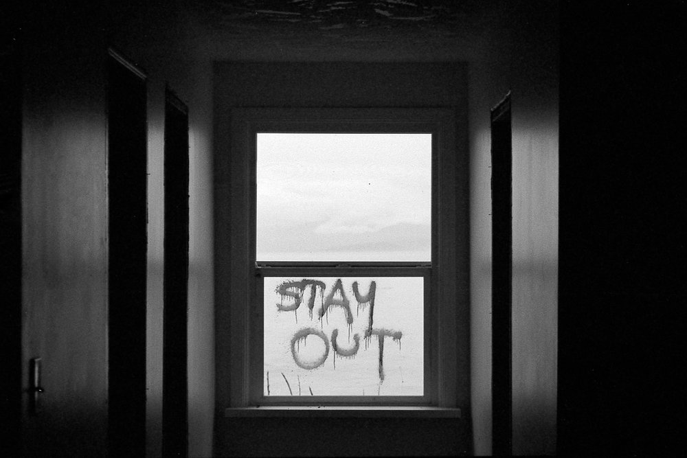 Stay Out | Frank Lassak
