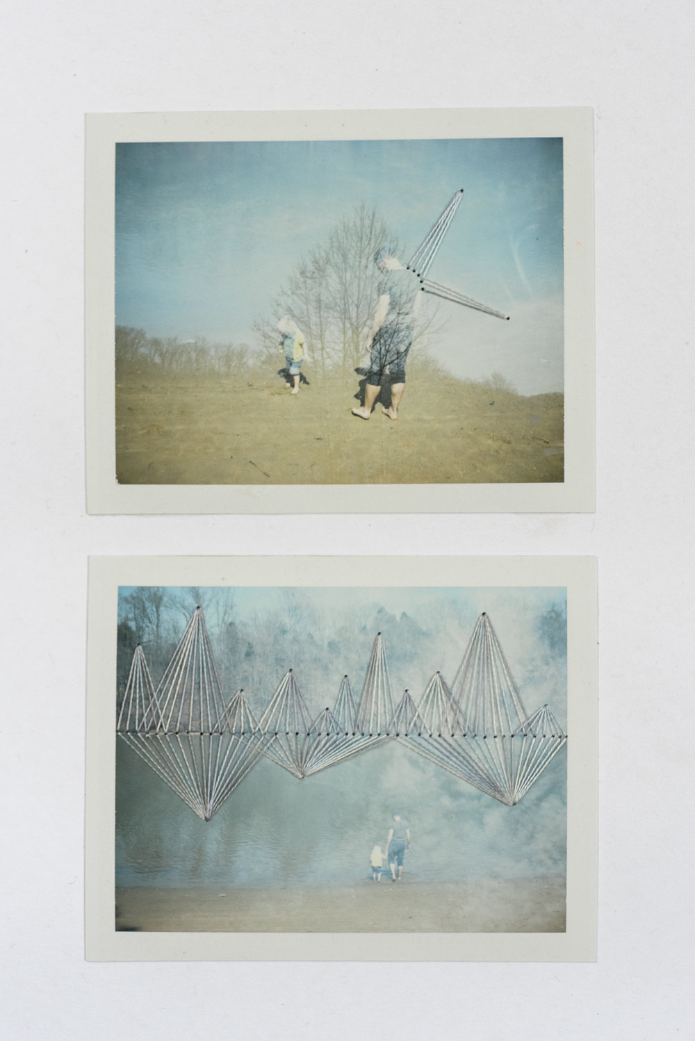 The Father | Polaroid Land Camera 250 | Jocelyn Mathewes
