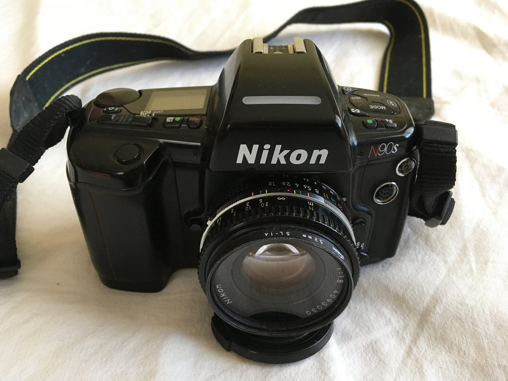 The Nikon N90sf90x User Experience Bill Smith Film Shooters