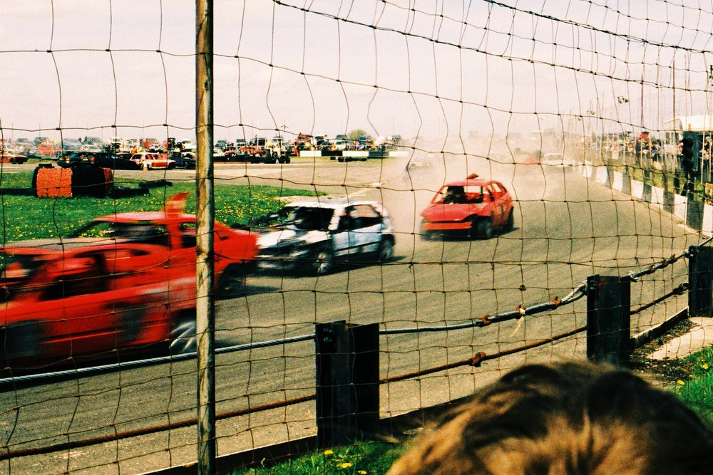 A Day at the Races | Nikon F90x | Ektachrome, x-pro | Lucy Wainwright