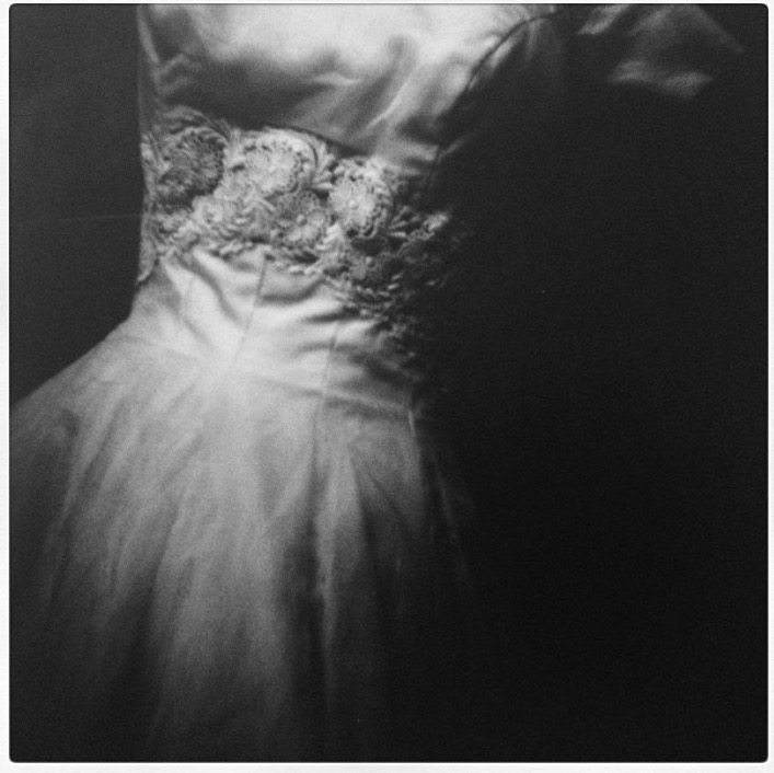 Jennifer Zehner | Wedding dress | Holga