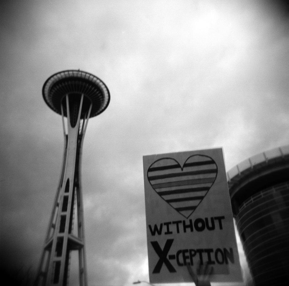 Love Without Xception | Holga | TMAX 400 | Katt Janson Merilo