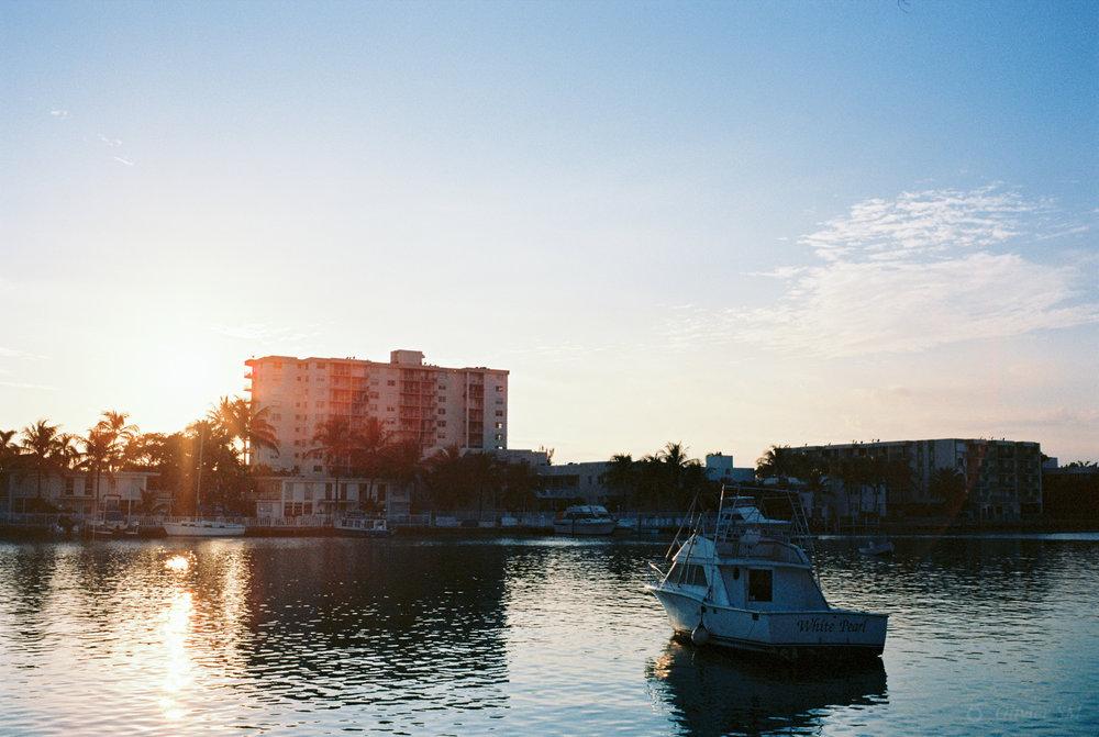 Boat | Voigtländer Bessa R3M | Nokton 35mm 1.4 SC | Kodak Ektar 100