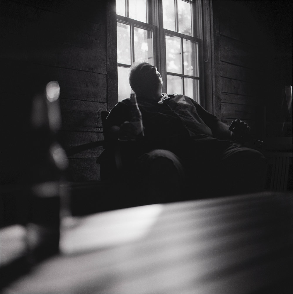 Brad Lechner  | Dawt Mill | Bronica C2 | Ilford Fp4