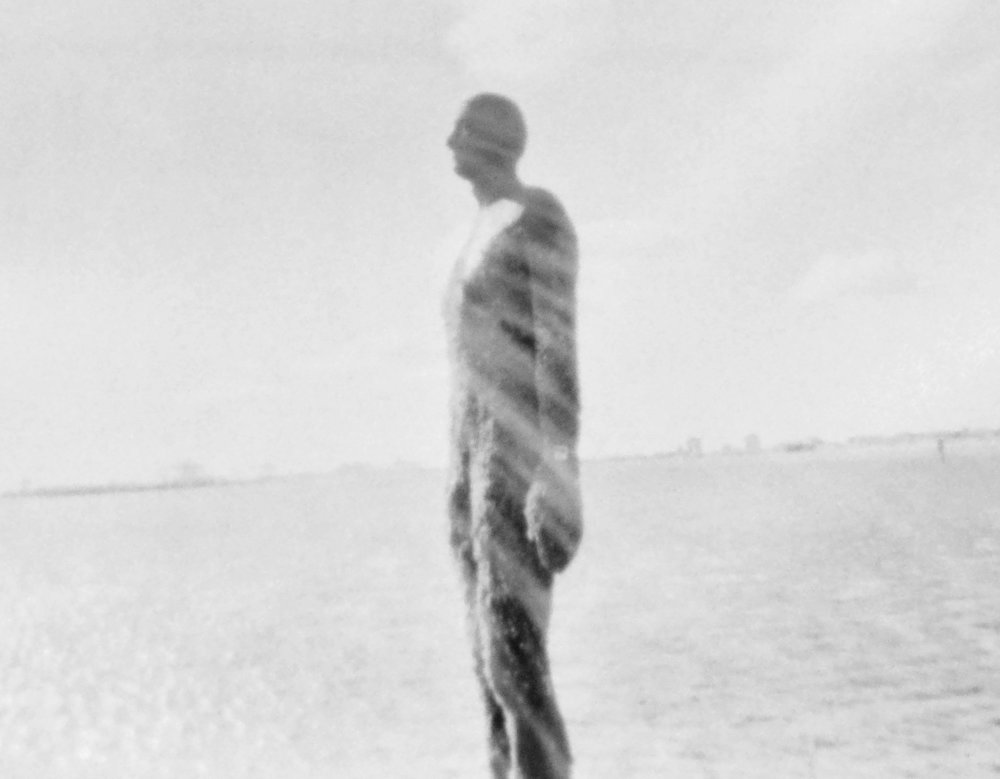 The Man Who Fell To Earth, 5x4 pinhole camera, medical xray film