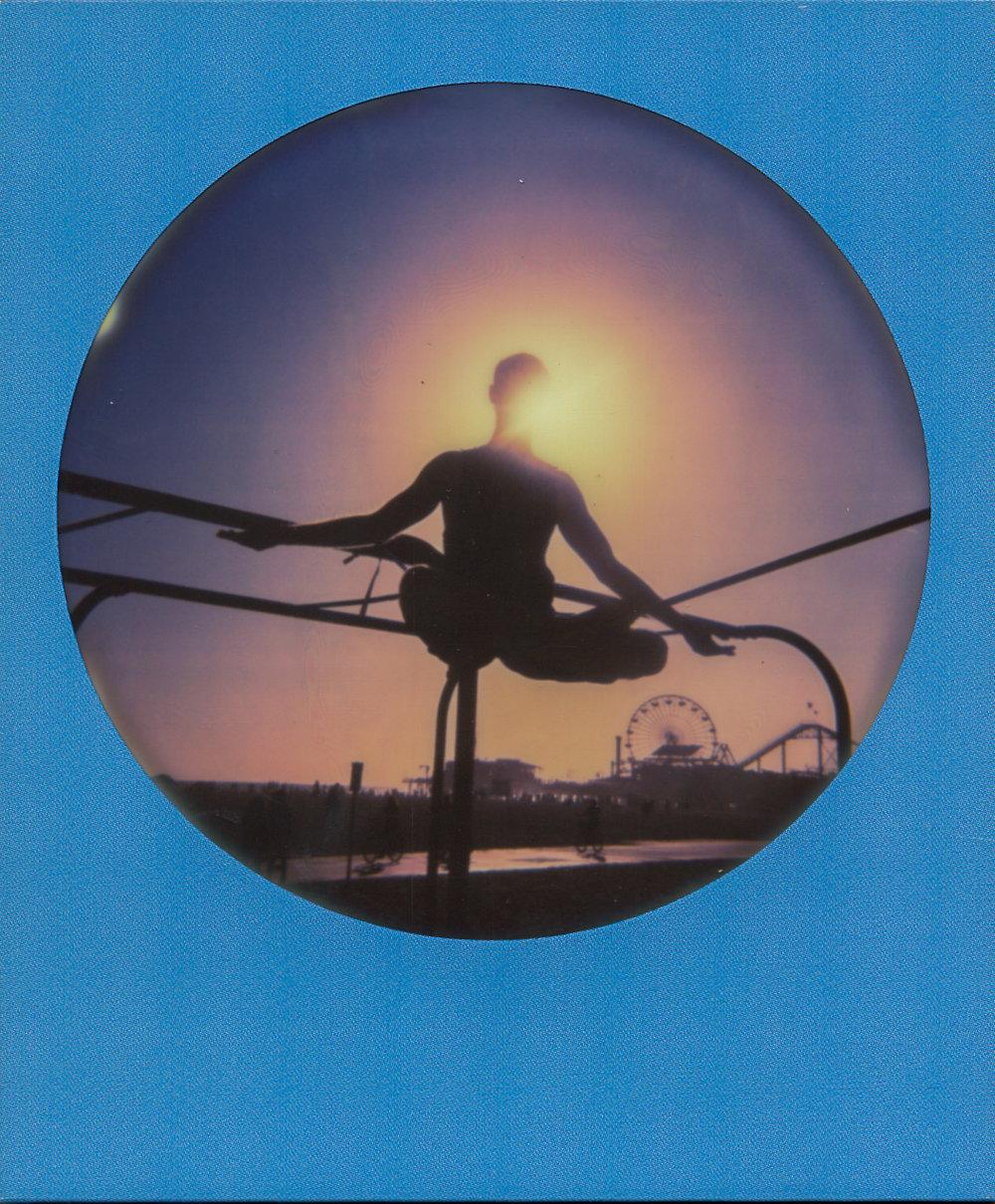 Zen | One Step Polaroid SX-70 | Yasma Alkoraishi