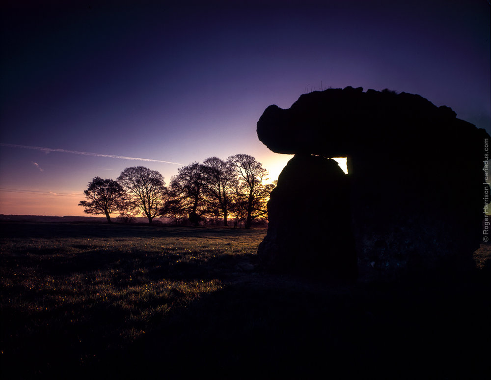 StáLythans Burial Chamber on expired Provia