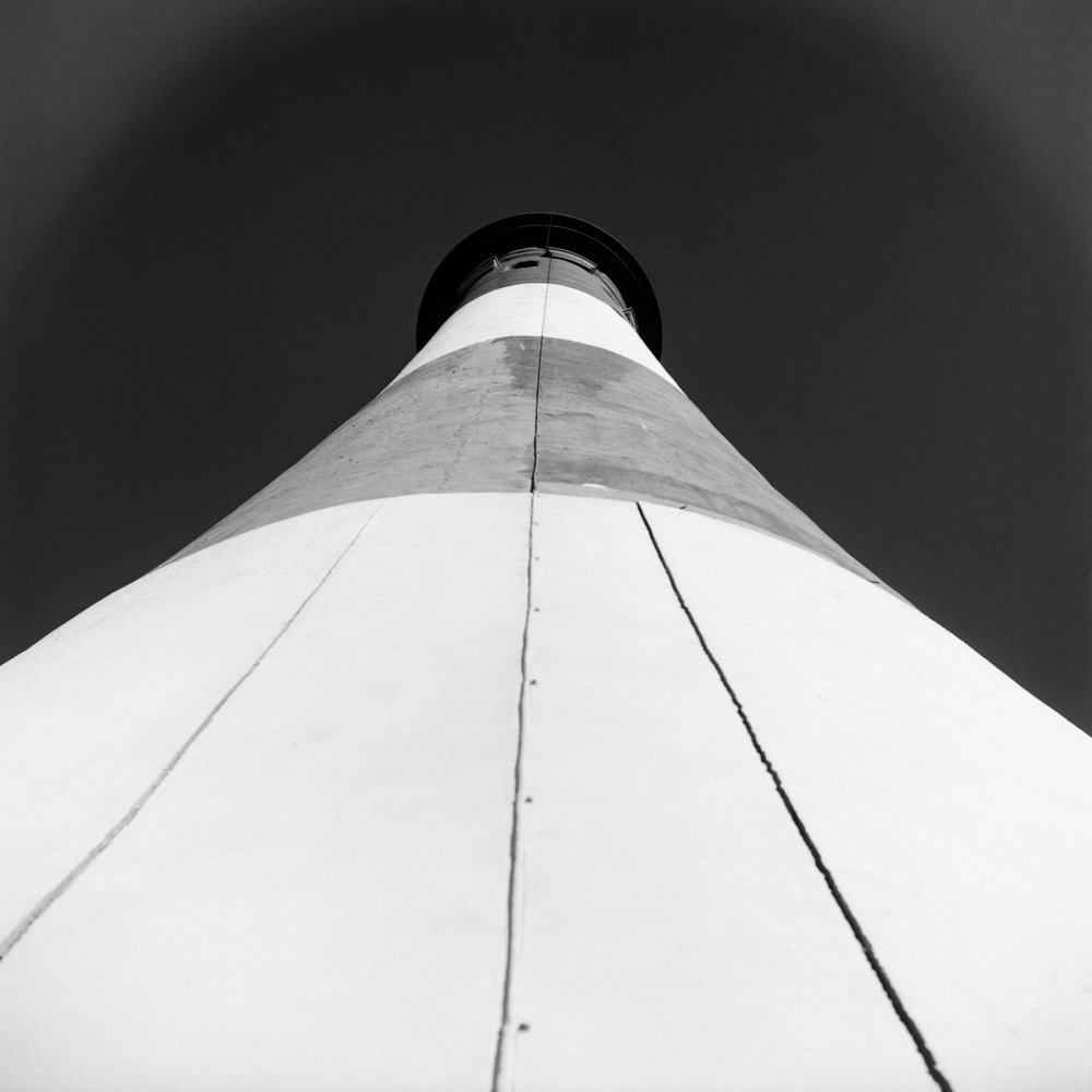 Fire Island Light | Rolleiflex | Colin Poellot