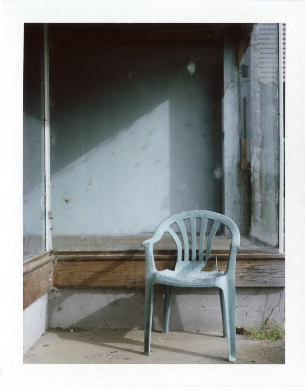 Anytown USA | Polaroid110a | Fuji FP100c | Michael Mooney