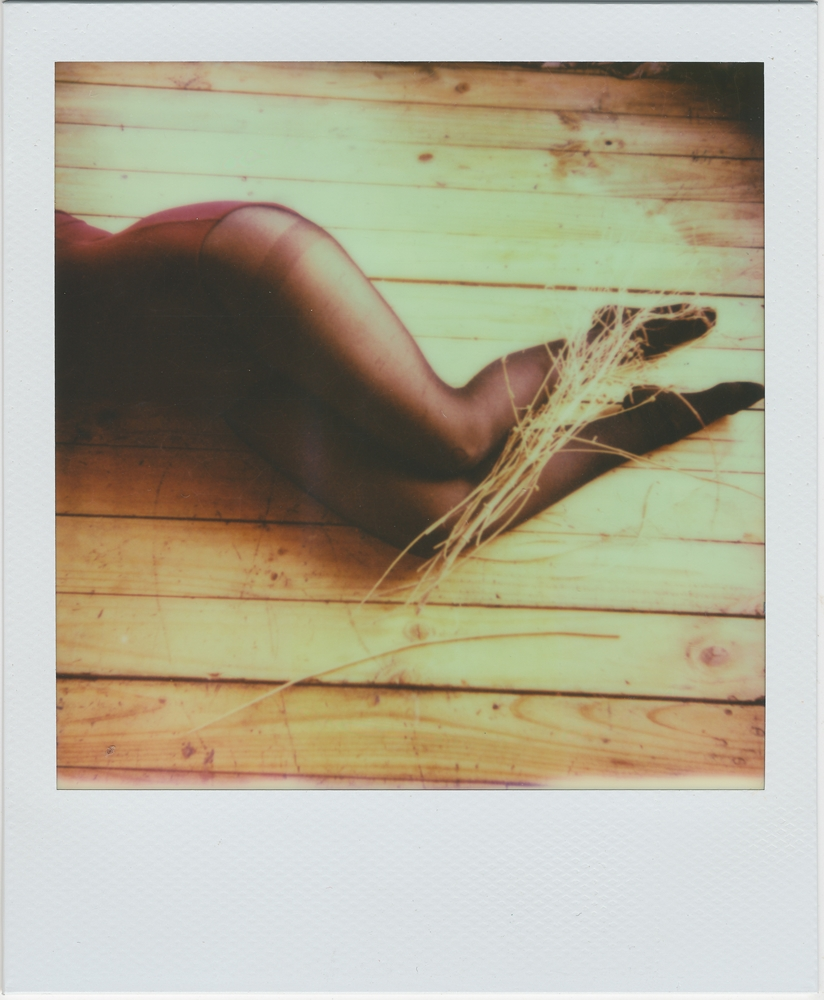 Untitled | Polaroid One600 | Impossible Project PX680 Color Film | Celeste Ortiz