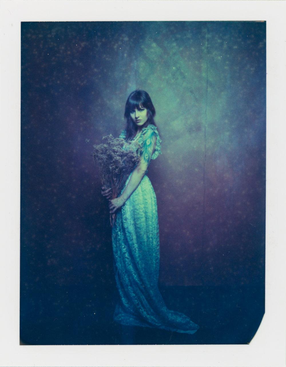 Samira | Polaroid 600SE | Polaroid 669 Film | Stefan Merz