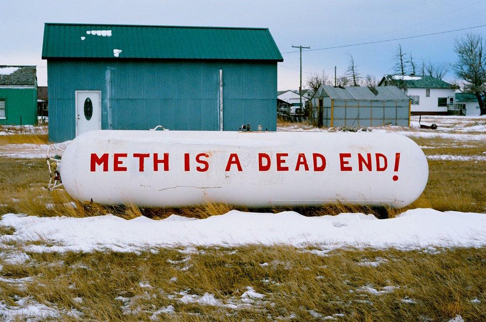 Lauchlin Toms | meth is a dead end | canon a-e1 | Kodak Ektar 100