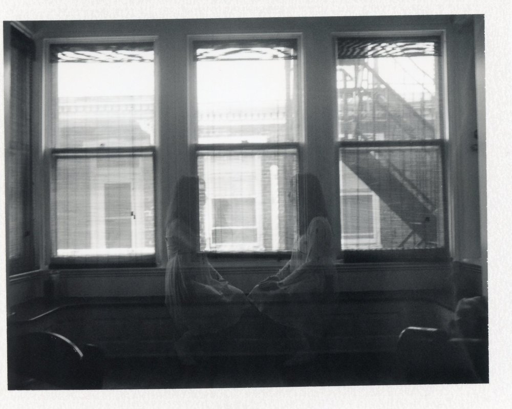 There Are So Many Different Versions Of Me | Polaroid 101 Land Camera | FP3000B | Abigail Crone