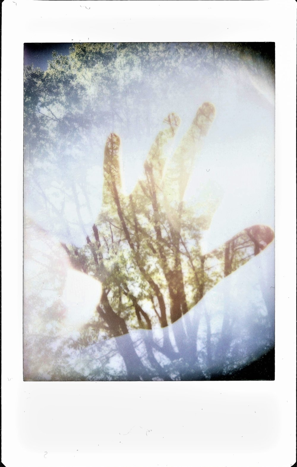 Touching Light | Instax Mini | Marina Inì