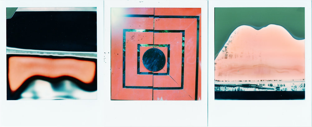 Set the Control for the Heart of the Sun | SLR680 | Impossible 600 | Claudio Gomboli