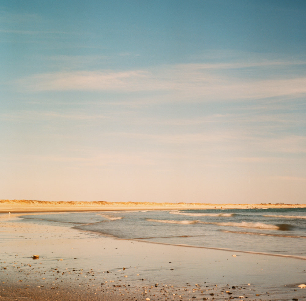 Second Beach | Kodak Ektar | Rolleiflex 2.8F | Louis A Sousa