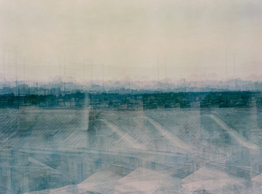 Deborah Candeub | City Song | Pentax 645n | Reala 100