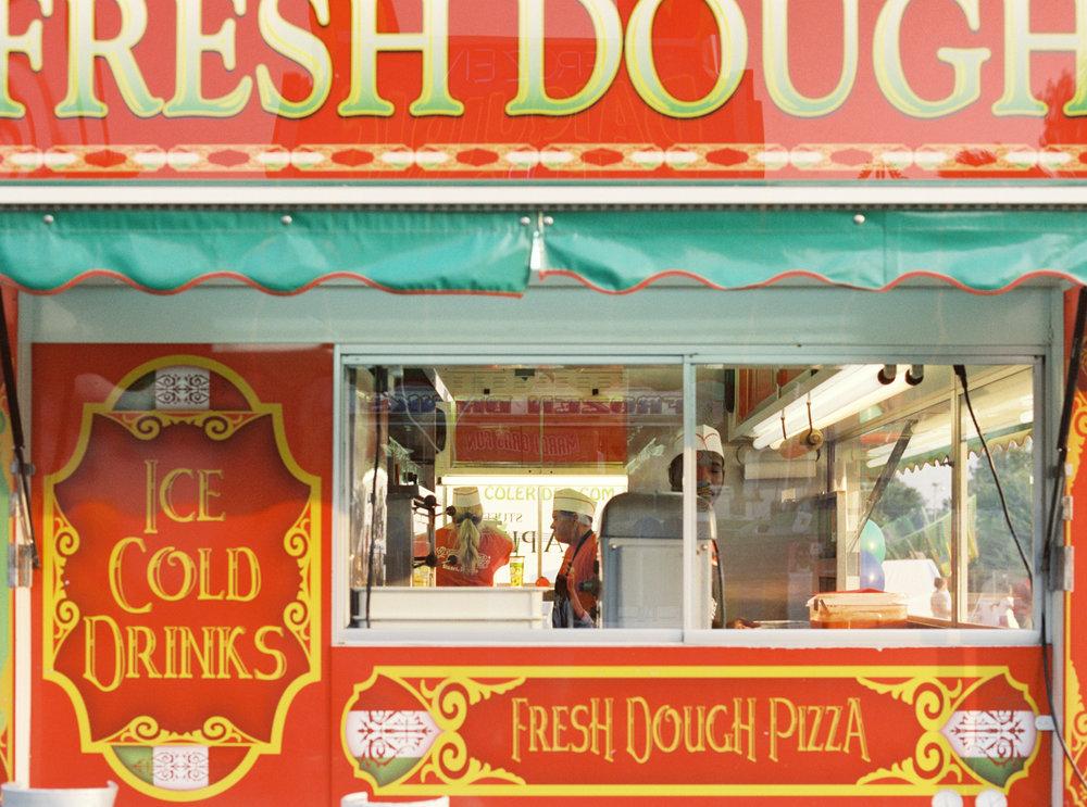 Fresh Dough | Pentax 645n | CineStill 800T | Deborah Candeub