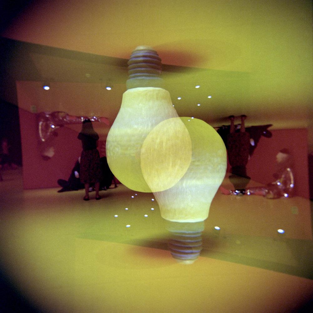 Bright Idea | Holga | Portra 400 | Gina Gorsek