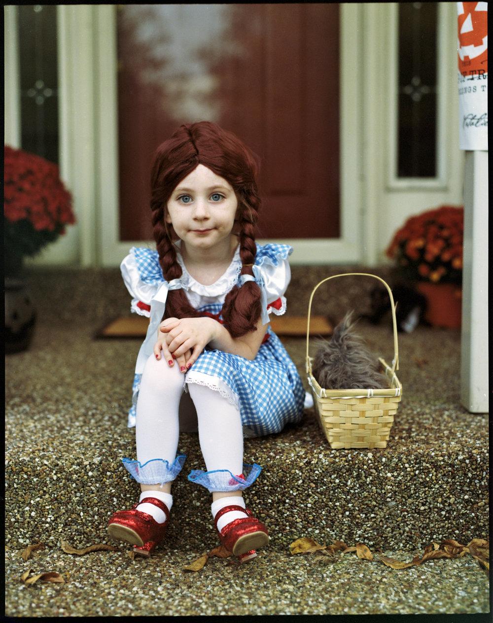 At Home with Dorothy | Pentax 67ii | Kodak Portra | Ellen Goodman