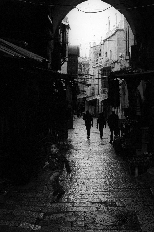 Jerusalem | Minolta XD7 | Kodak Tri-X | Anders Liingaard Jespersen